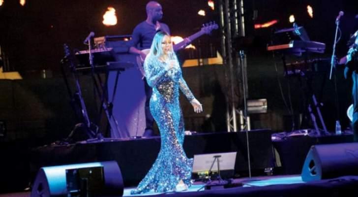 رغم احيائها حفلا في السعودية..الجمهور غاضب من ماريا كاري