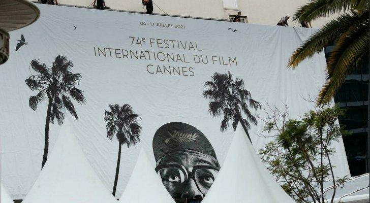 """إفتتاج مهرجان """"كان"""" السينمائي بدورته الـ 74"""