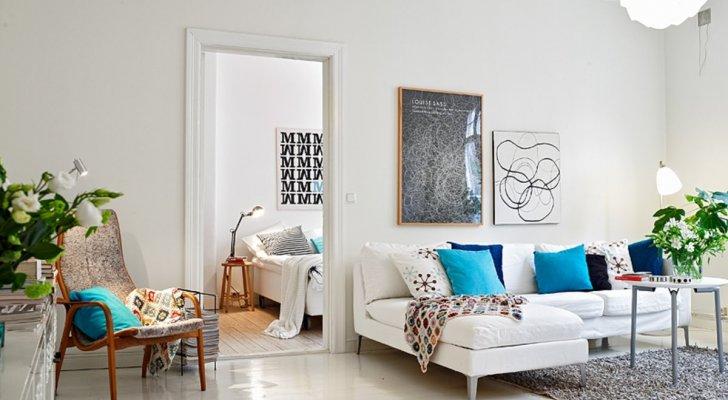ألوان في المنزل تساعد في تهدئة الأعصاب