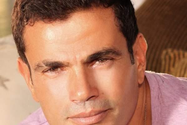 إبن عمرو دياب يثير الجدل بصورته مع خطيبته !