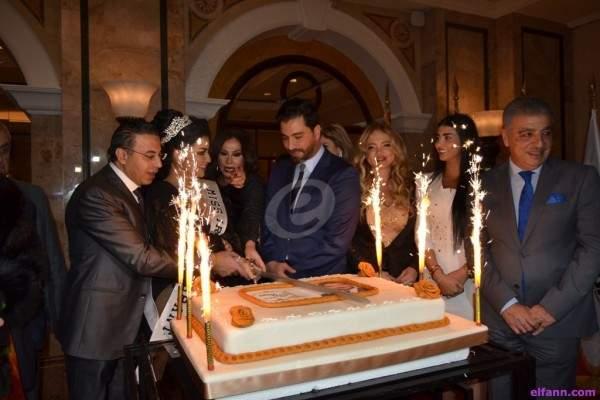 ملكة جمال العراق المغترب تختار هيفا لعرش الجمال..ومعتصم النهار مكرماً في لبنان