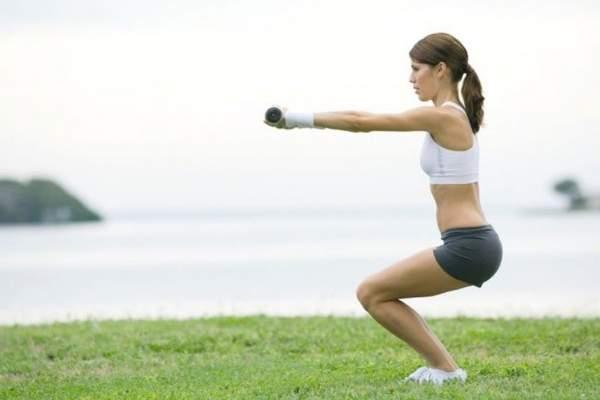 تمارين التاباتا لفقدان الوزن بسرعة قياسية!