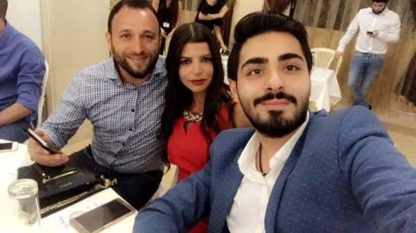 إياد وهلا توما يشعلان العبادية..بالصور