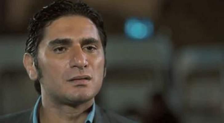 نضال نجم الشللية منعته من المشاركة في الأعمال الدرامية السورية.. وماذا عن جنسيته؟