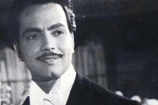 حفيد كمال الشناوي يرزق بمولوده الأول- بالصورة