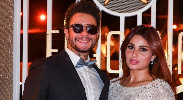 أحمد الفيشاوي برسالة لزوجته بعيد زواجهما الثالث-بالصور