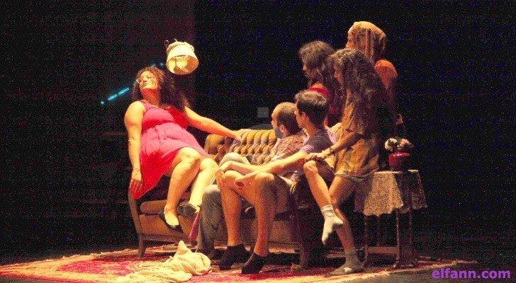 """خاص وبالصور - مسرحية """"هلع The Musical"""" تنبض بالحياة رقصاً وغناءً وتمثيلاً"""