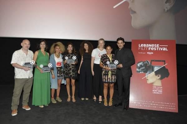 مهرجان الفيلم اللبناني يختتم دورته الثالثة..وهذه الأعمال المكرمة