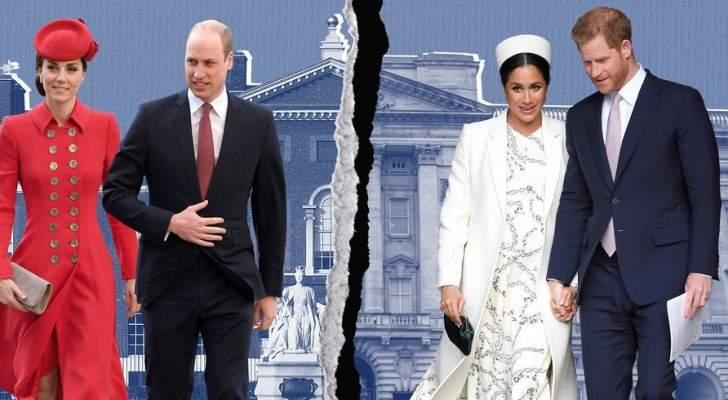 الأمير هاري وميغان ماركل يتخليان عن مهامهما الملكية وفضيحة الامير أندرو وفيديو مضحك للملكة إليزابيث أبرز أحداث العائلة المالكة