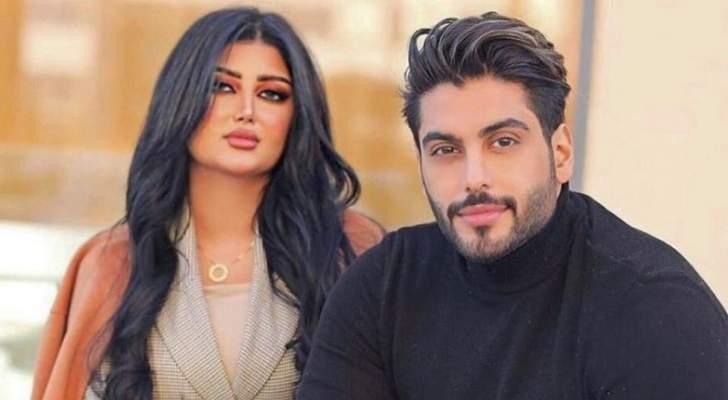 أحمد سالم ينشر وثيقة طلاقه الرسمية من ملكة كابلي - بالصورة