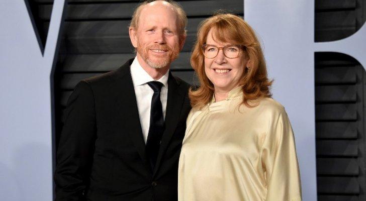 رون هوارد يحتفل مع زوجته بمناسبة خاصة - بالصور