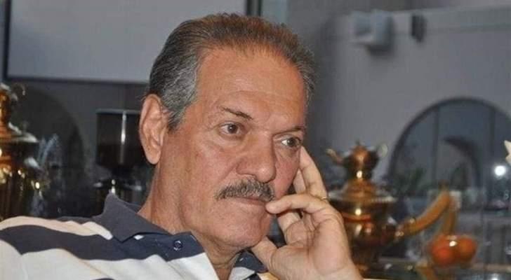 وفاة الممثل العراقي نزار السامرائي