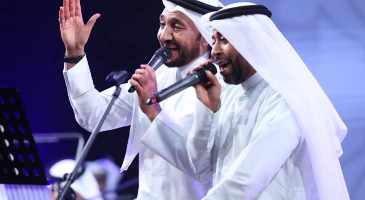 """خالد سالم ويوسف العماني يفتتحان فعاليات """"خليجي 24"""" الفنية"""