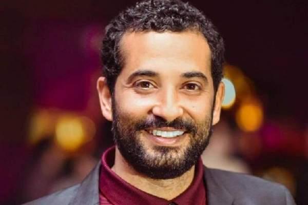 """عمرو سعد في أوّل تعليق له بعد خروج مسلسله """"البركة"""" من السباق الرمضاني..بالصورة"""
