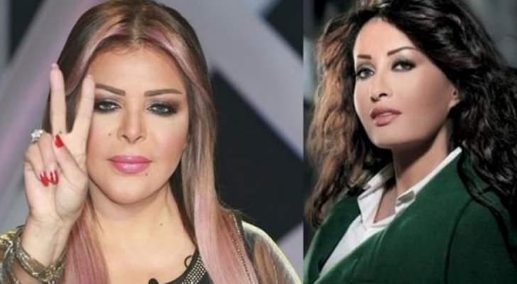 هيفا وهبي عرابة الصلح بين فلة الجزائرية ولطيفة التونسية