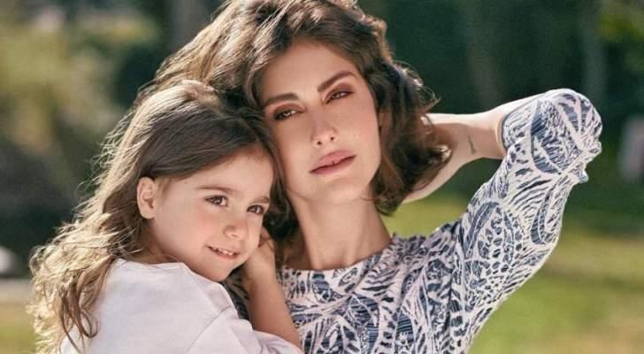 نور عريضة تدعو للوقاية من الكورونا مع ابنتها وعلى طريقتهما