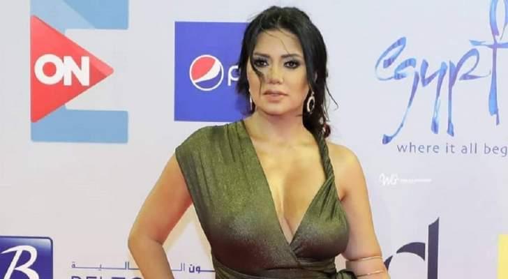 رانيا يوسف ترد بطريقتها على إنتقادات إطلالتها في مهرجان الجونة السينمائي