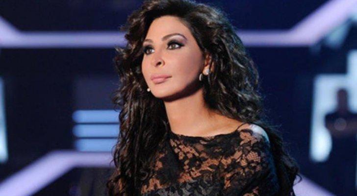 """إليسا: """"ارفعوا الاحتلال الايراني عن لبنان"""""""