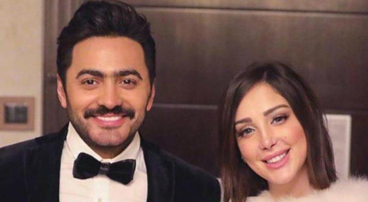 بالفيديو- بسمة بوسيل تثير الجدل بهذا المنشور.. هل وقع خلاف جديد بينها وبين زوجها تامر حسني؟