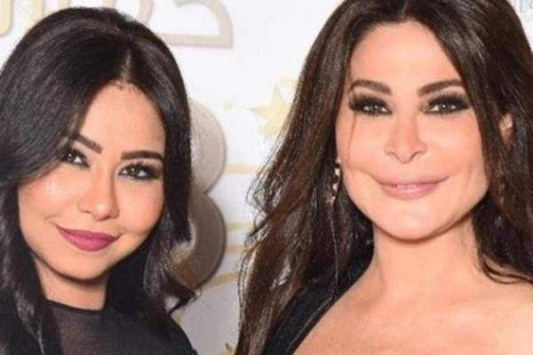"""شيرين عبد الوهاب تعلق على غناء إليسا أغنيتها """"مشاعر"""" وهي ترد"""