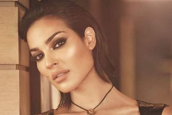 نادين نسيب نجيم ملكة التفاصيل الدقيقة بإطلالتها