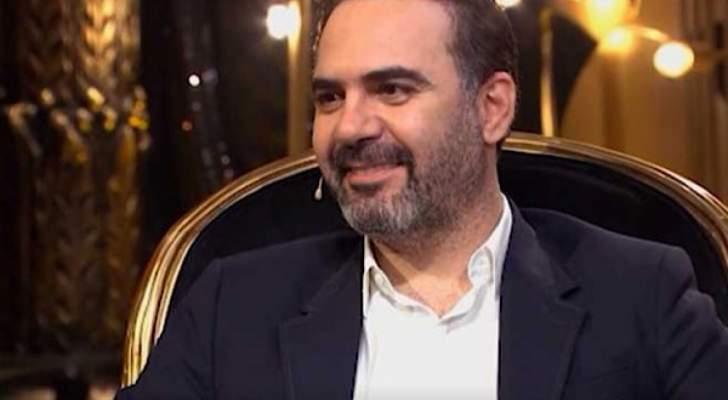 """ما تغيبش ثواني"" تجمع وائل جسار وزوجته- بالفيديو"
