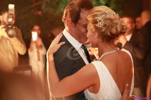 خاص بالصور- ماريو باسيل بحتفل بزواجه في لبنان بحضور تاتيانا مرعب ودومينيك حوراني وشادي مارون