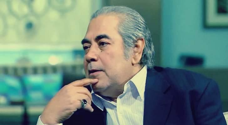 صبري عبد المنعم برز في الثمانينيات.. وهذارأيه بمشاركةالممثلين السوريين في الأعمال المصرية