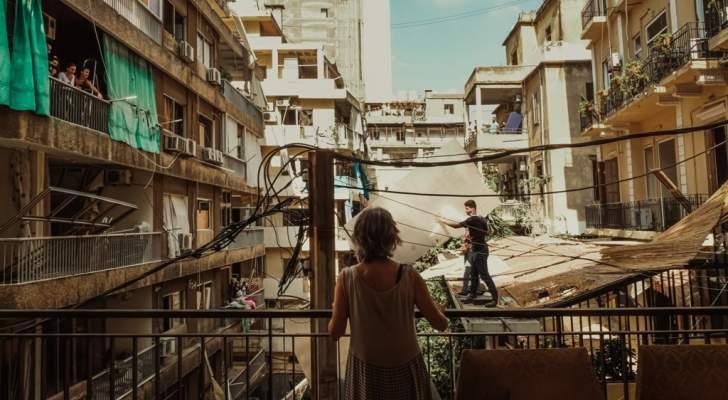 بالصور- حملة تبرعات لدعم المجتمع الثقافي والفني في بيروت