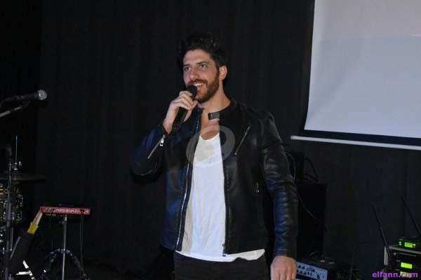 مارك حاتم يحتفل بفيديو كليبه الجديد وهل يجمعه ديو مع ماريتا الحلاني؟