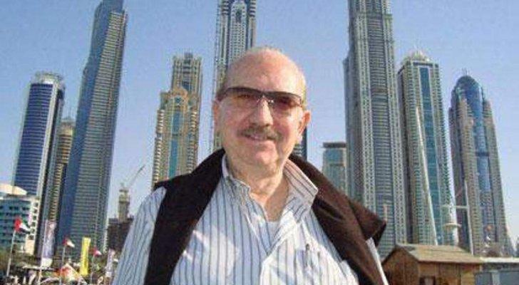 """خاص """"الفن""""- نقل محمد فردوس أتاسي إلى المستشفى بسبب فيروس كورونا"""