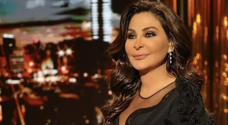 """إليسا تصف ما يحدث في وسط بيروت بـ""""البربرية"""""""