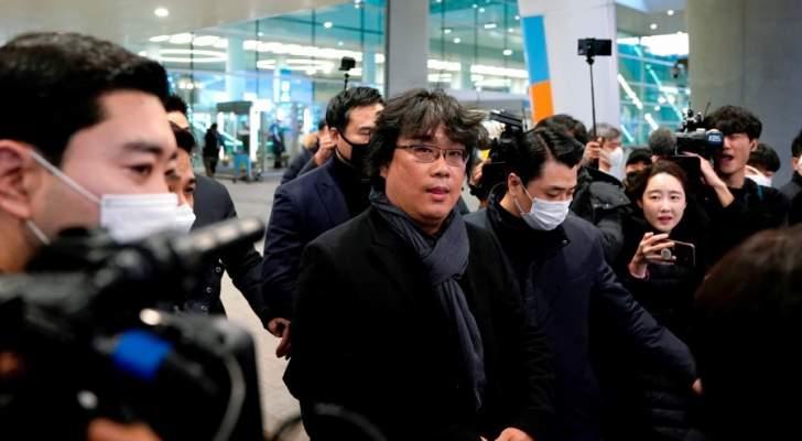 """هكذا إستقبلت كوريا الجنوبية مخرج فيلم """"باراسايت"""" بعد إنجازه في الأوسكار"""