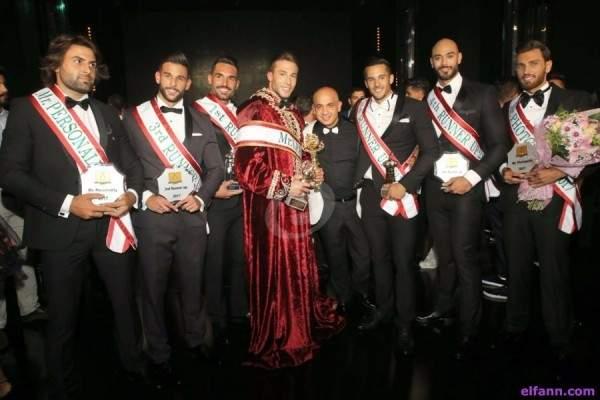 مايكل خوري يُتوَج ملك جمال لبنان 2017 وهيفا وهبي تغيب عن اللجنة