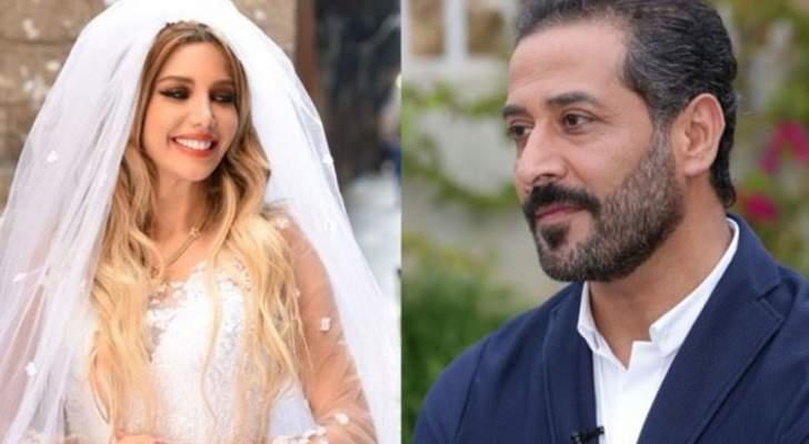 هل خطوبة دانا حلبي وعبد المنعم عمايري كانت ترويجاً لهذا المسلسل؟- بالفيديو