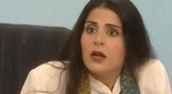 هناء نصور أول فنانة سورية تصاب بالكورونا