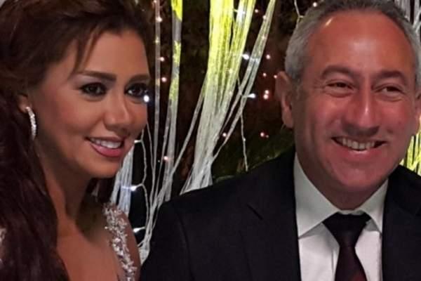 طليق رانيا يوسف يعلّق على الفيديو الإباحي المنسوب لها-بالصورة