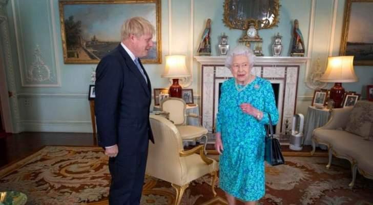 بعد إصابة رئيس وزراء بريطانيا بالكورونا..الكشف عن لقاء تم بينه وبين الملكة إليزابيث
