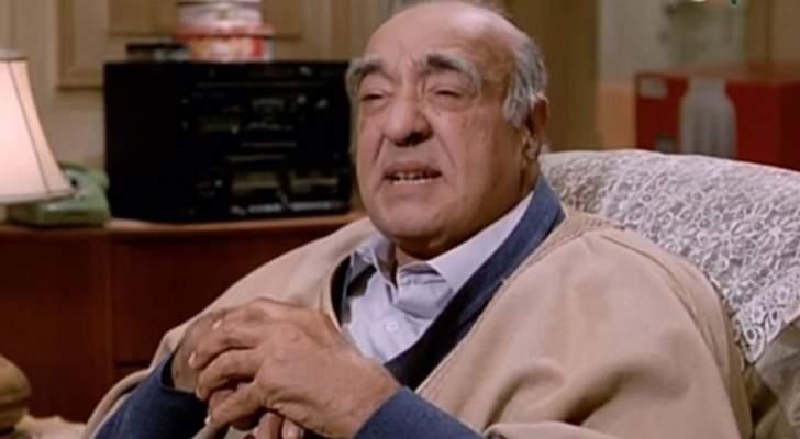 يوسف داوود إشتهر بحواجبه العريضة وضخامته.. وكان قاسماً مشتركاً لأفلام عادل إمام