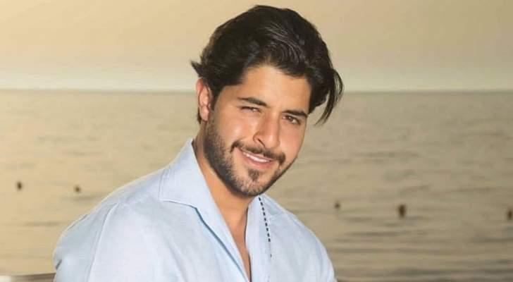 خالد راغب علامة يتعرّض لحادث سير- بالصور
