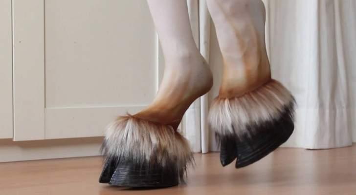 """حذاء """"رجل الماعز"""" يغزو عالم الأزياء فتجنبوه.. وإليكم ثمنه الباهظ"""