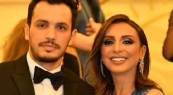 """أحمد إبراهيم يكشف فارق السنّ بينه وبين أنغام ...""""التعليقات لا تزعجني"""""""