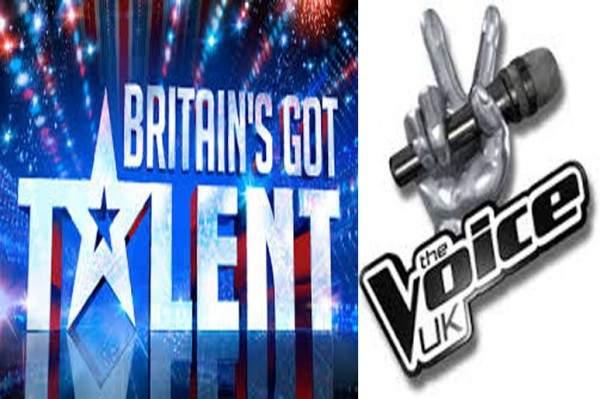 """برنامج سيمون كاول يطيح بالحلقة النهائية من """"The Voice"""" ببريطانيا"""