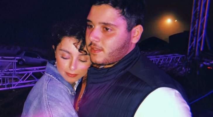 """ماريتا الحلاني والوليد يبدعان بغناء """"أزمة ثقة""""- بالفيديو"""