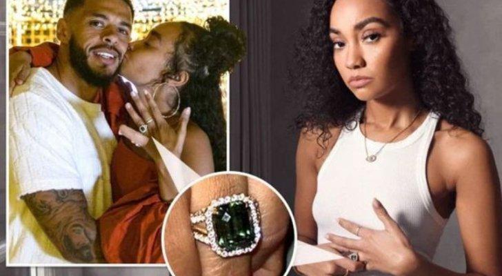 لي آن بينوك تشتري خاتم خطوبتها المسروق بهذا الثمن!