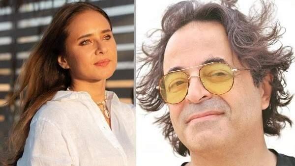 إليكم فارق العمر بين نيللي كريم وخطيبها عمر إسلام