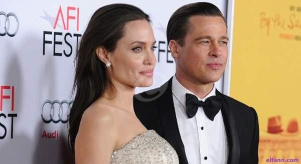 براد بيت يكشف سبب إنفصاله عن أنجلينا جولي
