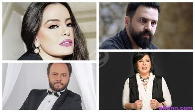 تيم حسن ومكسيم خليل تزوجا من نجمتين وشريهان وإسعاد يونس تشاركتا الرجل نفسه