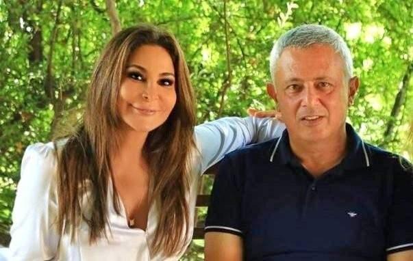 """إليسا تزور سليمان فرنجية في بنشعي: """"احترمه لأنه ثابت بمواقفه"""""""