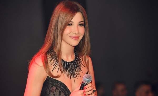 aa477ab2dd229 تعرفوا على سعر فستان نانسي عجرم الراقي في آخر ظهور لها.. بالصور